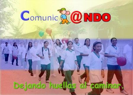Comunic@ndo - Dejando huellas al caminar