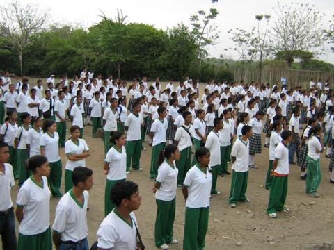 Alumnos Formando