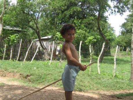 Niño de la Comunidad deGranada