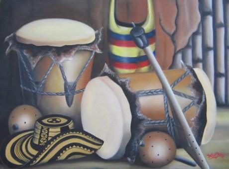 Gaitas y tambores
